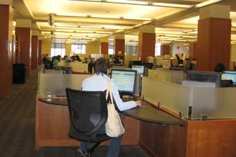 Information Commons at Duke University