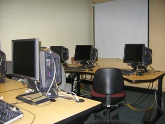 Information Commons At The University Of Southern Maine